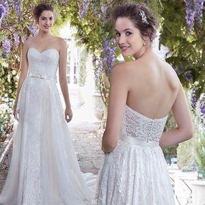 Rebecca Ingram wedding dress, Octavia